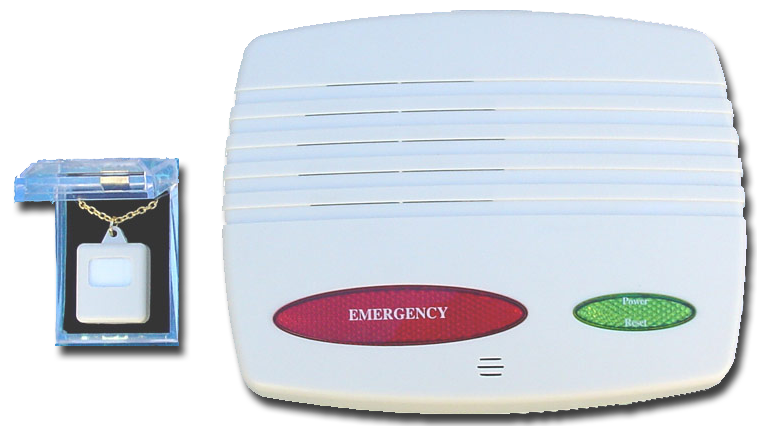 24/7 Medical Alert In-Home Personal Emergency Response System