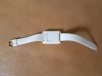 AE White Vinyl Wrist Transmitter